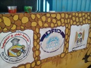 The activities of the murals within the educational gardens project